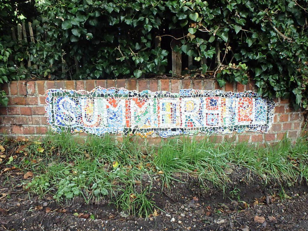 Summerhill Sign