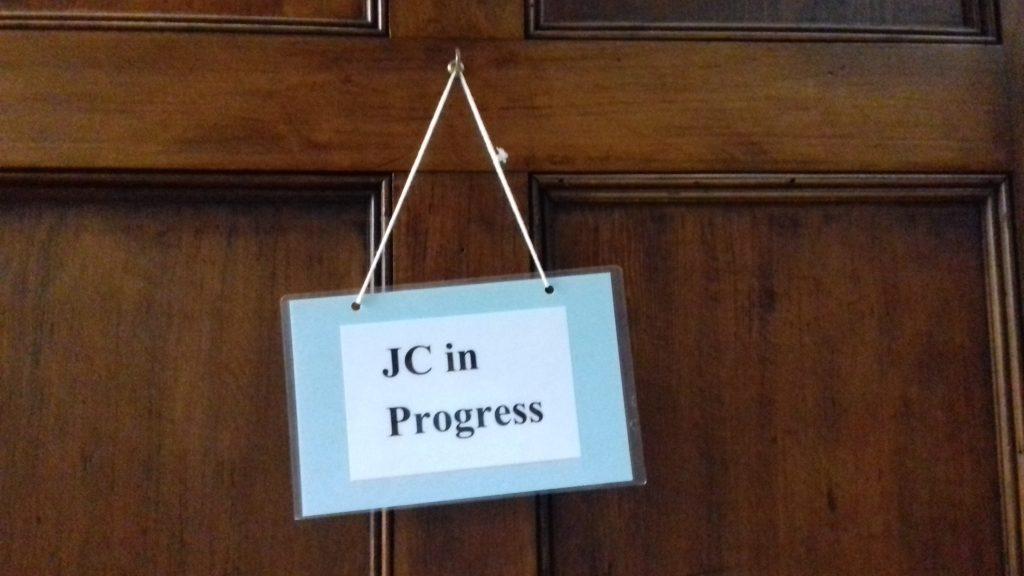 JC in Progress
