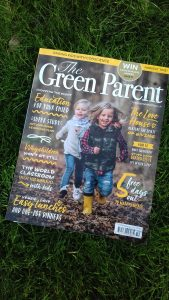 The Green Parent, October issue
