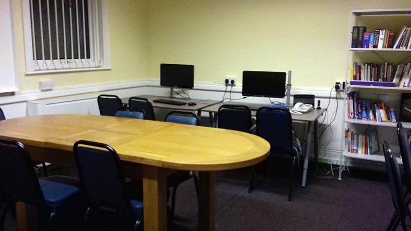 Computer / JC Room