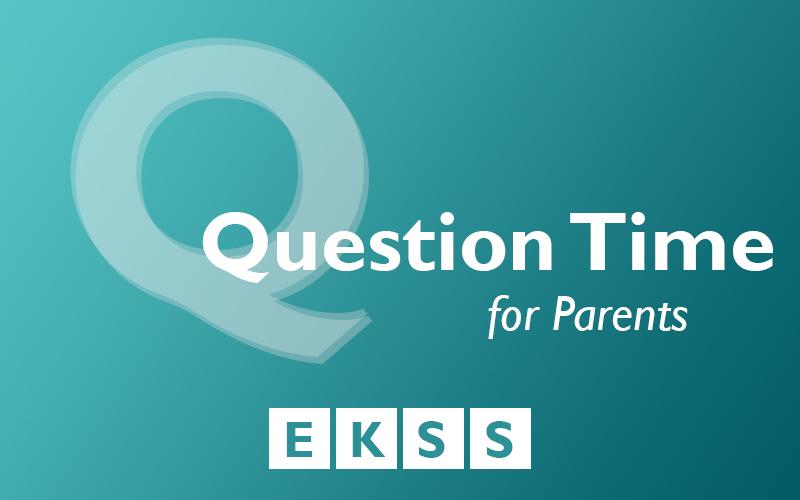 Question Time for Parents