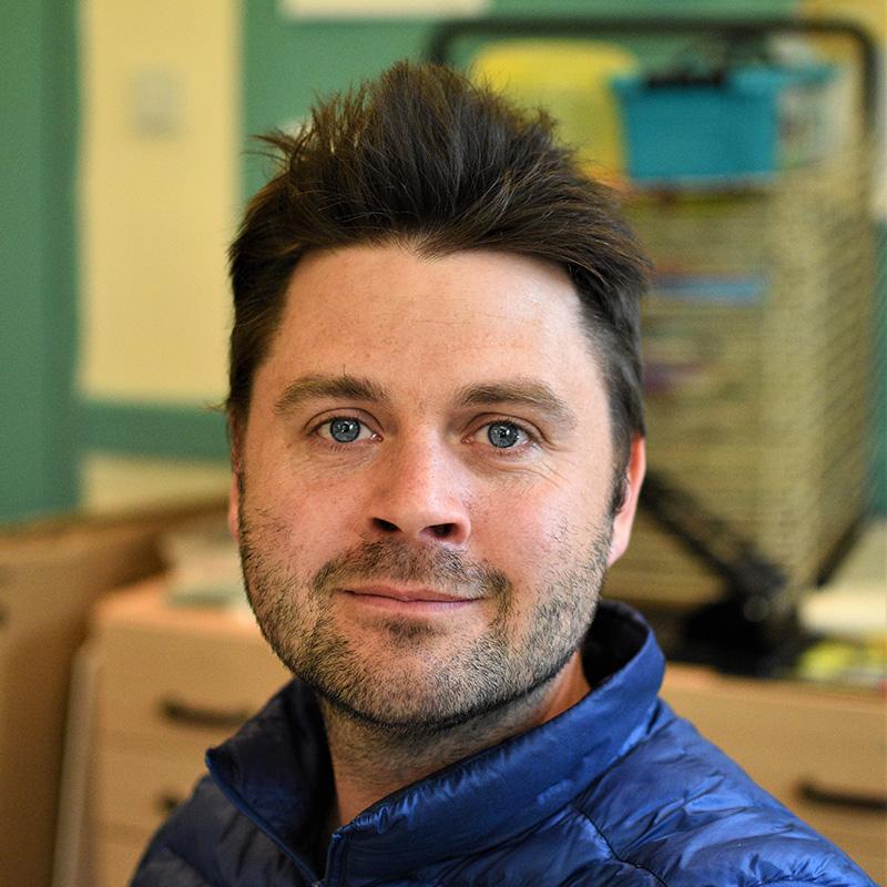 Joseph Atkinson, Staff